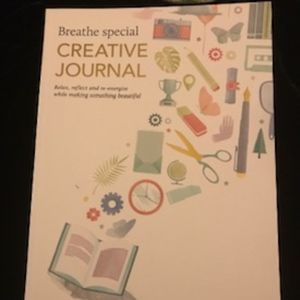 New, Special Creative Journal by Breathe Magazine